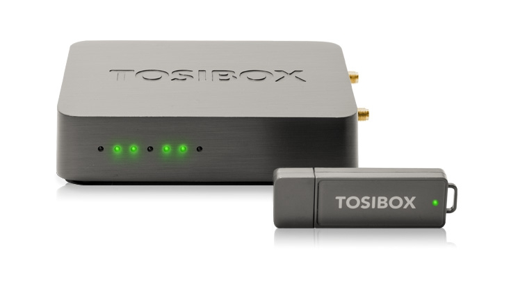 Electrobit - TOSIBOX®: Tosibox